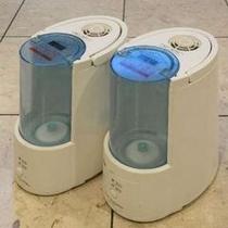 フロント貸出:加湿器