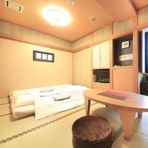 【和室】19平米(布団90×200)