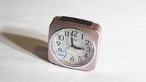 (レンタル品) 目覚まし時計