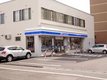 【買物】ローソン函館東雲店。棒二森屋裏のラッキーピエロ函館駅前斜め向かい