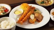 【夕食】洋定食(例)