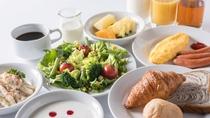 【朝食】北の元気をたっぷりチャージ!