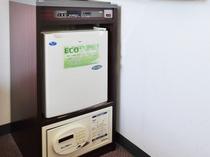 【全室共通】冷蔵庫・金庫