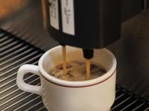 朝食バイキングメニュー☆コーヒー☆