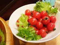朝食バイキングメニュー☆プチトマト☆