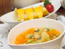 朝食バイキングメニュー☆フルーツ☆