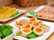 栄養抜群で腹持ちが良いゆで卵