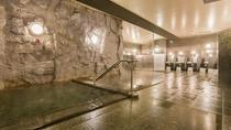 天然モール温泉