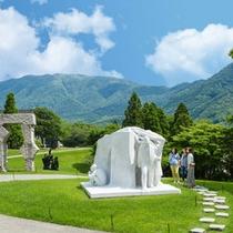 箱根彫刻の森美術館 (ホテルより車で10分)
