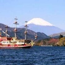 芦ノ湖(ホテルより車20分)