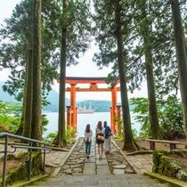 箱根神社・芦ノ湖(お車で20分)