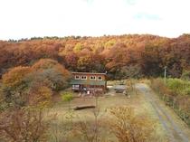 秋のだんだん村