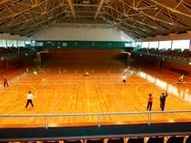 柏崎総合体育館(メインアリーナ)
