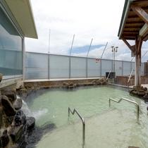 【パコの湯・男性浴場】 12階・露天風呂