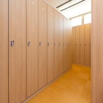 【パコの湯・女性浴場】 9階女性脱衣室