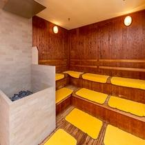 【パコの湯・大浴場】女性サウナ(11階)