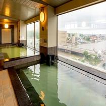 【パコの湯・男性浴場】 11階・男性浴場