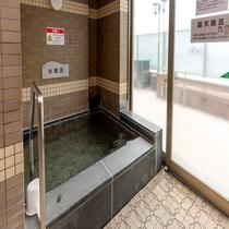 【パコの湯・男性浴場】 12階水風呂
