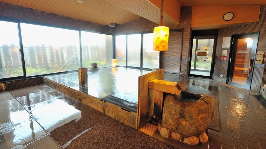 ◆男性大浴場 内湯