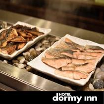 ◆朝食:焼魚