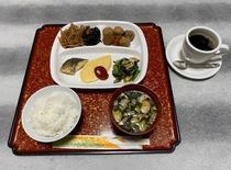 朝食:和定食(日替わりB)