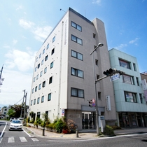 ホテルトレンド松本_外観