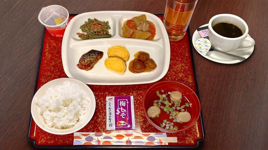 朝食A(和定食)※一例 朝食は和定食(日替わり)でご提供しています!