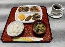 朝食:和定食(日替わりA)