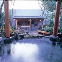 湯の華銭湯 瑞祥(松本館)入浴チケット付きプラン   露天風呂