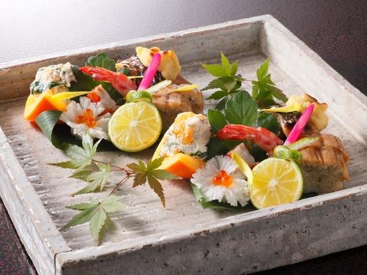 【料理アップグレード】お肉もお魚も季節に応じた高級新鮮素材を使用!料理長こだわりの特選料理