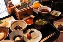 【目覚めの和食膳】ゆっくりとしたご朝食をお召し上がりください。