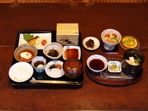 【ニッポンの朝食】あたたかい「和」の朝食を。