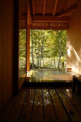 【秋冬旅セール】国立公園でリフレッシュ 飛騨牛プラン「生きた温泉」を愉しむ