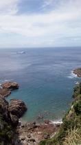 坊津の海岸