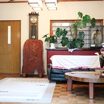 *[館内一例]自宅のようにくつろげる昔ながらの民宿。