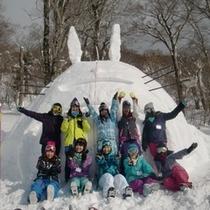 【冬】集まれ!雪ガール