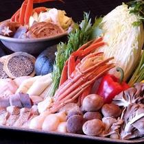 東北の味覚フェア-東北各地の食材を楽しむ鍋バイキング