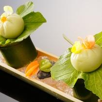 前菜(日本料理イメージ)