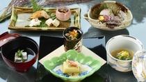 【日本料理】「せせらぎ」秋の味覚を存分に楽しめる日本料理 ※イメージ