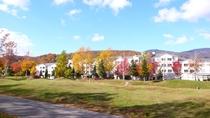 【秋】美しい木々に囲まれる紅葉リゾート・グランデコ[10月中旬頃]