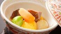 【日本料理/煮物】旬の素材そのものの美味しさを引き出します ※イメージ