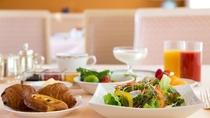 【和洋バイキング/朝食】福島県産の野菜が存分に楽しめます[営業時間]7:00~9:30 ※イメージ