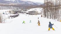 【グランデコスノーリゾート】スキーセンター目指して滑り降りるぞ