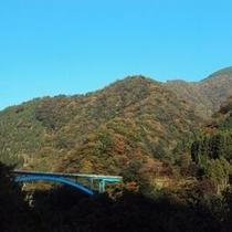 【山々】季節ごとに表情を変える丹沢の山々。季節の事の楽しむ事が出来ます。