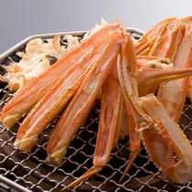 11月解禁。身のつまった本ずわい蟹!