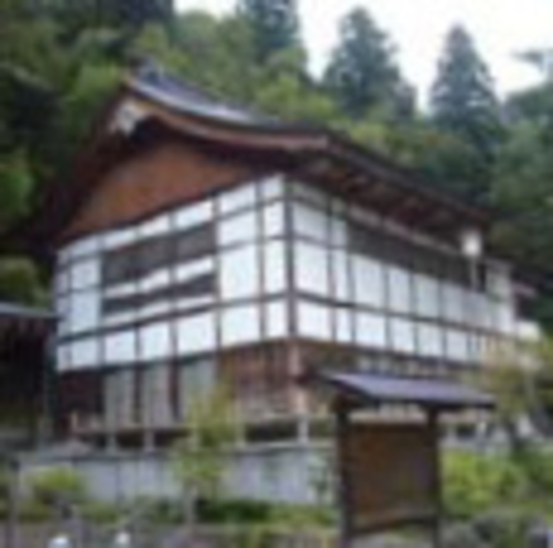 東龍寺座禅堂
