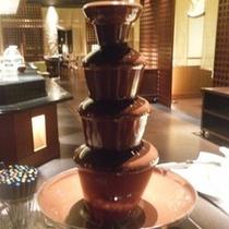 ■チョコレートファウンテン