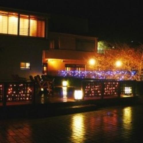 ■テラスクリスマス