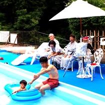 ■屋外プール(夏季のみ)