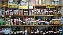 【かごしま市場】焼酎棚